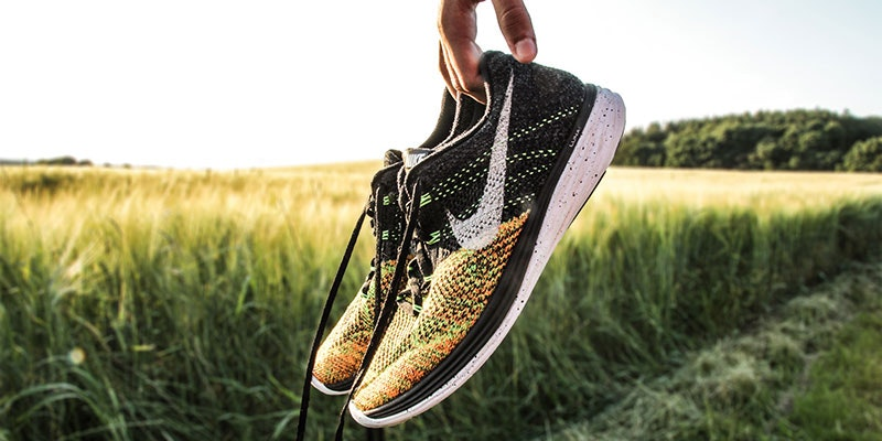Typical mistakes when buying running shoes