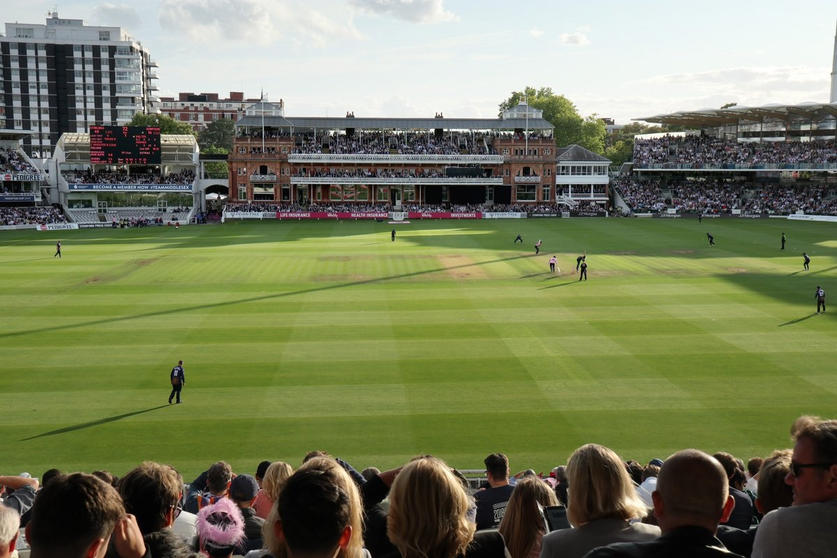 What are you going to enjoy at Lords Cricket Ground?