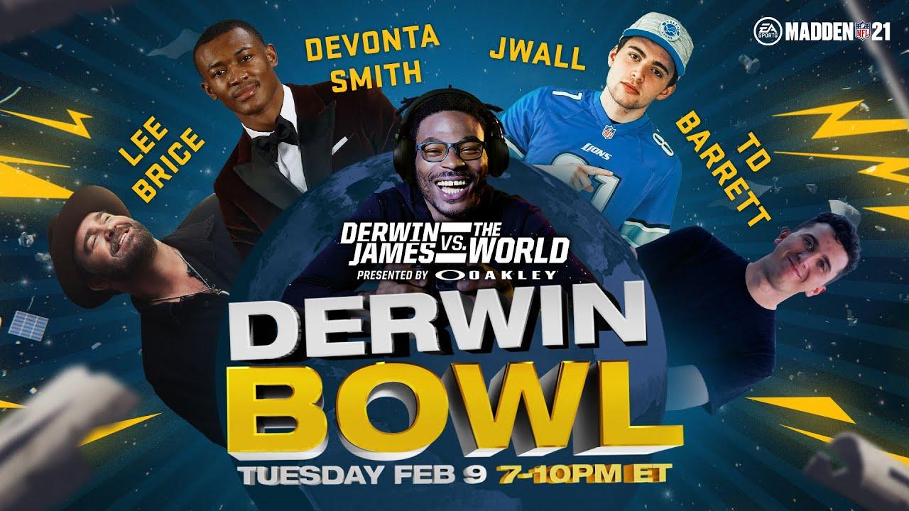 Madden NFL 21: Derwin Bowl Event