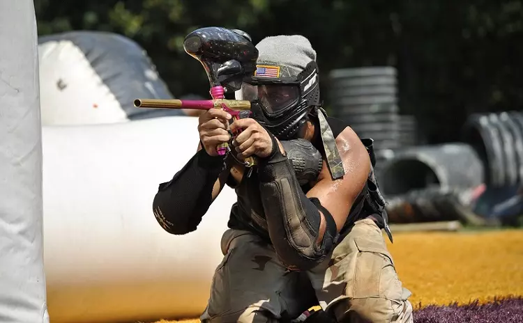 Beginner's Guide to Playing Paintball
