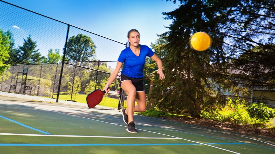 How to Build an Outdoor Pickleball Court